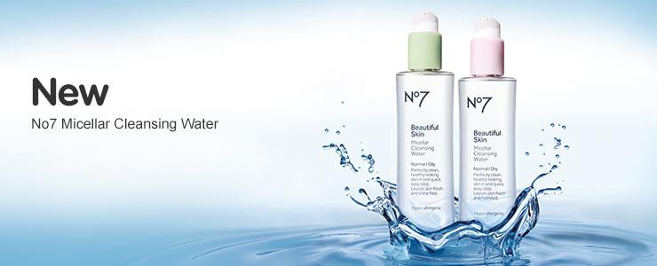 No7 Micellar Water