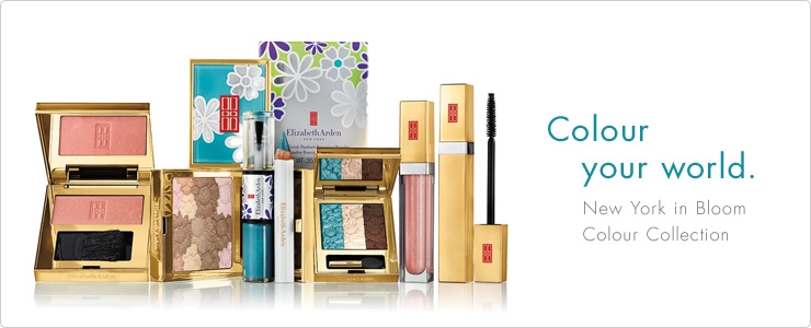Summer in the city makeup range