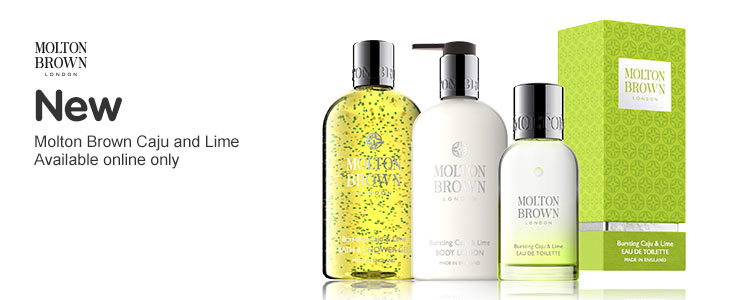 Molton Brown Caju and Lime