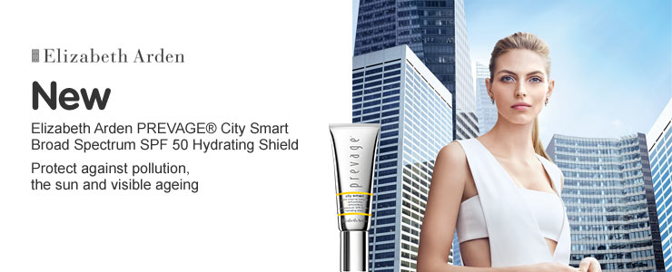 New Elizabeth Arden City Smart