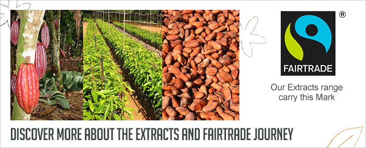 Boots Extracts. Discover more about the Extracts and Fairtrade journey