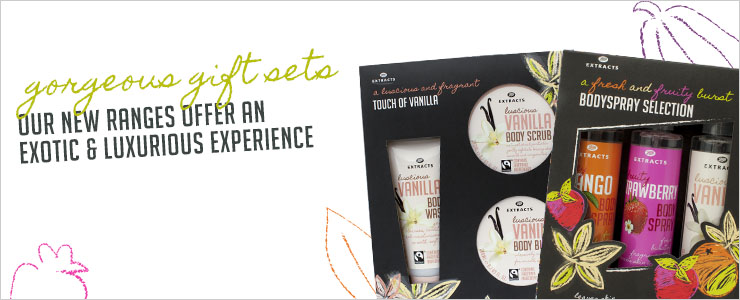 Boots Extracts gorgeous gift sets