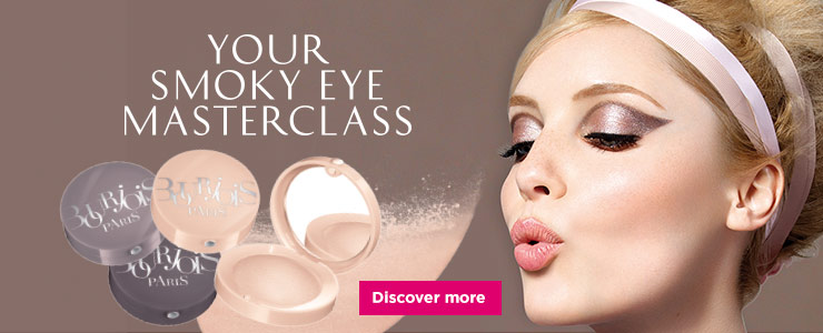 Bourjois Your smokey eye master class