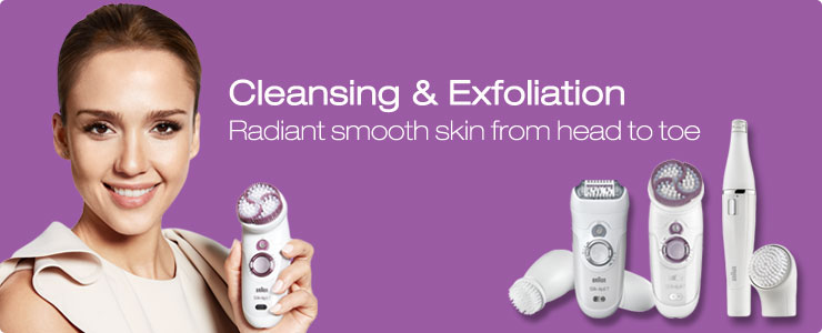 Cleansing & Exfoliation