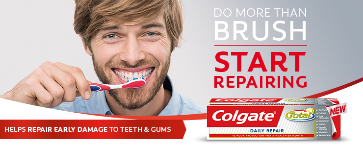 Colgate Total Repair