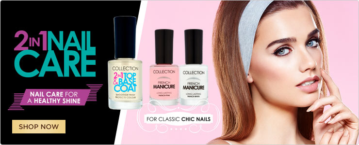 Natural Collection two in one nail care
