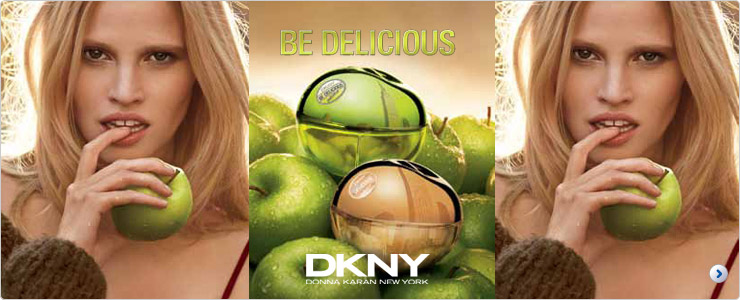 DKNY Be Delicious Woman Eau So Intense