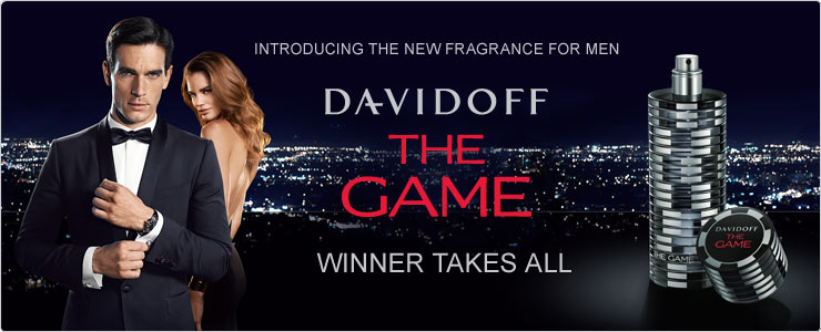 NEW Davidoff The Game