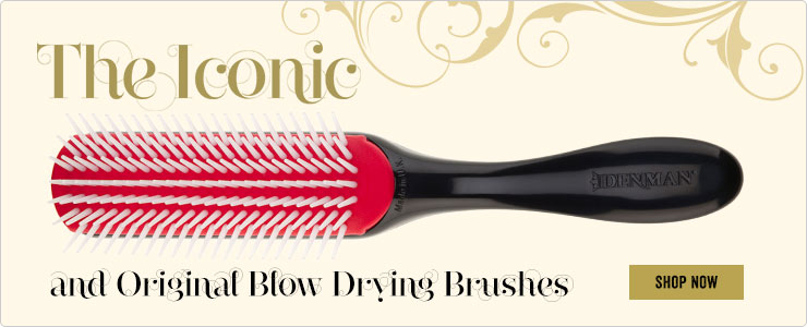 The Iconic and original blow drying brushes