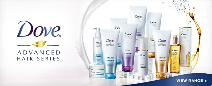 Dove Advanced Hair Care