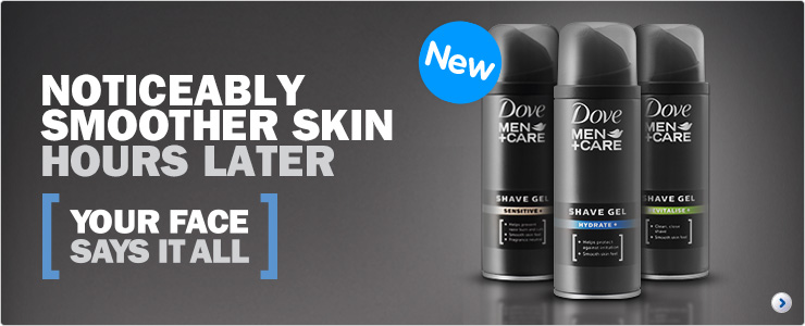 Dove Men+Care Shaving