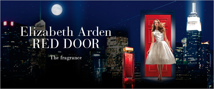 Elizabeth Arden Red Door the fragrance.