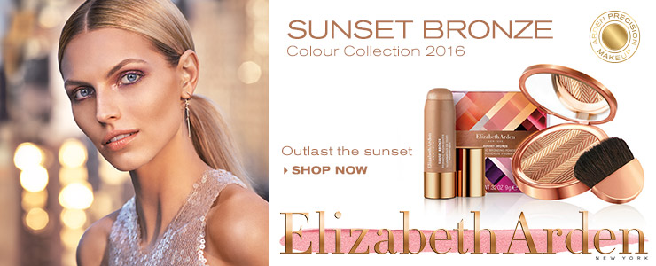 Discover Elizabeth Arden Sunset Bronze Collection