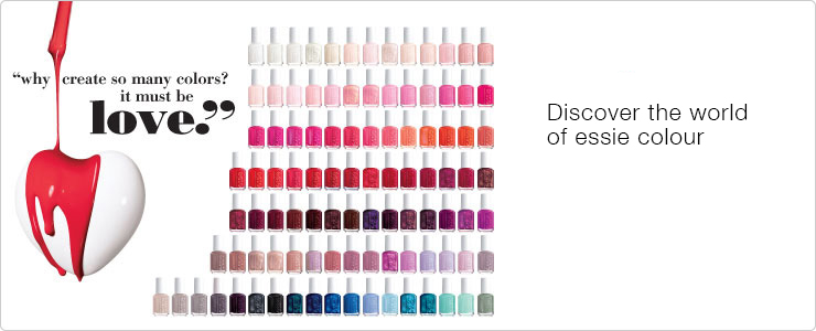 Essie Nail Colour Available at Boots
