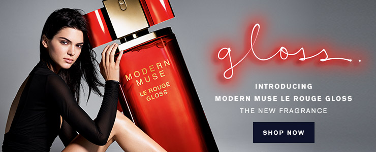 New Estee Modern Muse Le Rouge Gloss