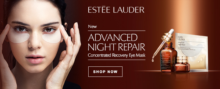 New Estee Lauder Advanced Night Repair Concentrated Recovery Eye Mask