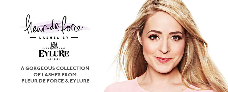 Fluer de force lashes by eylure. A gorgeous collection of lashes from Fleur de force and Eylure
