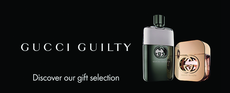 GUCCI Guilty Gifting