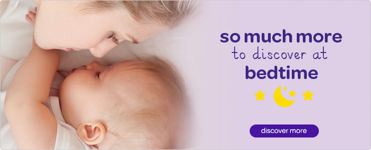 Discover our range of Johnson's baby bedtime products