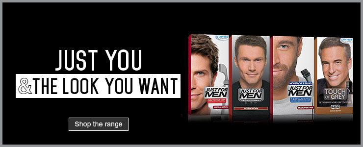 Just for Men Full Range