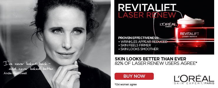 LOreal Revitalift Flaser renew