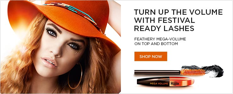 LOreal Miss Hippie Mascara