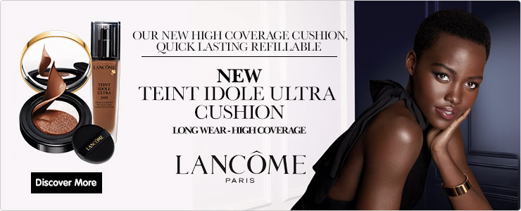 New Lancome Teint Idole Ultra Cushion Foundation