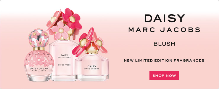 New Marc Jacobs Daisy Blush