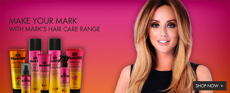 Make your Mark - With Mark's hair care range