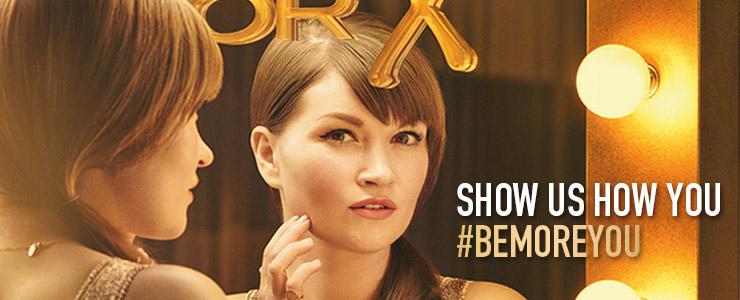 Max Factor Be More You. Upload your photo of your max factor look