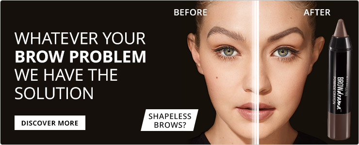Maybelline brow drama crayon