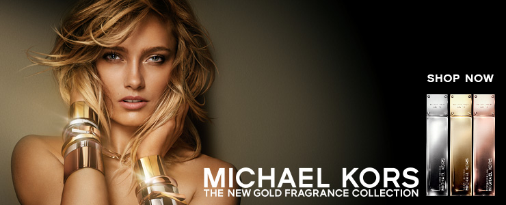 Michael Kors Gold Collection