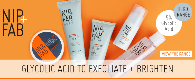 Glycolic acid to exfoliate and brighten