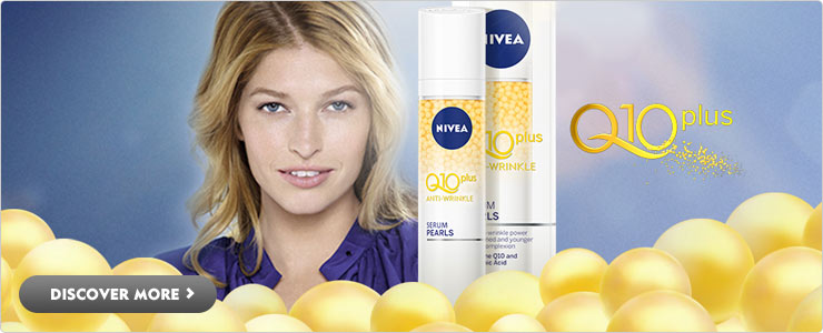 Nivea Qten serum pearls