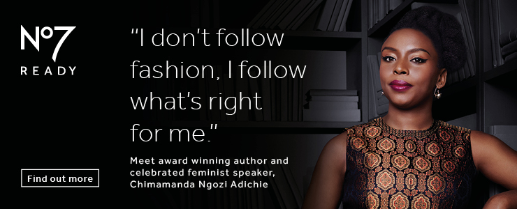 Introducing Chimamanda for Number Seven