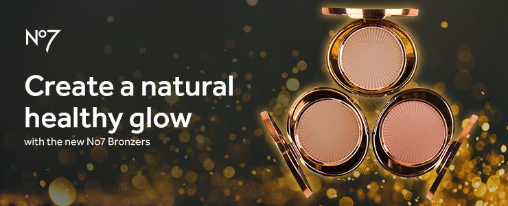 Discover the new range of No7 Match Made Bronzers