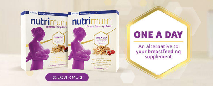 Nutrimum Tailored nutrition while breastfeeding