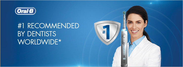Oral-B Discover superior oral care products for your teeth
