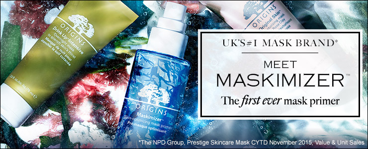 New Origins Maximizer Primer