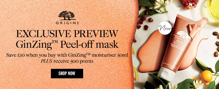 New Origins Peel-off Mask