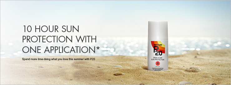 10 hour sun protection with one application