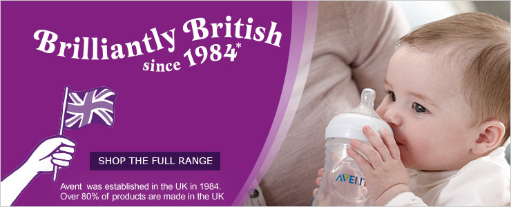Philips Avent Shop our full range