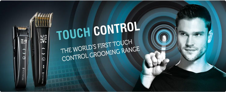 Remington Touch Control