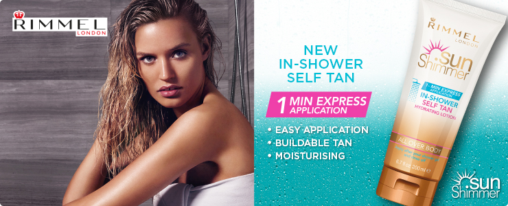 New In Shower Self Tan