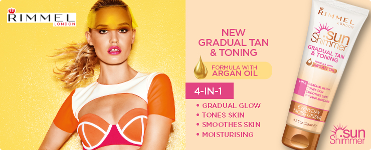 New Gradual Tan & Toning