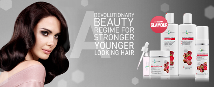 beauty regime for stronger younger hair