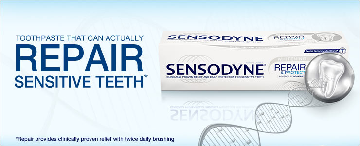 Sensodyne Repair and Protect