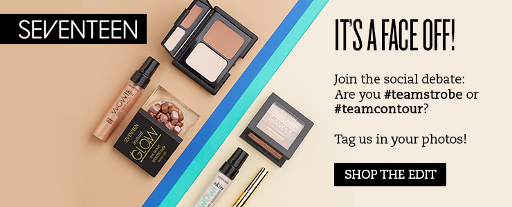 Join the debate. Are you team contour or team strobe.