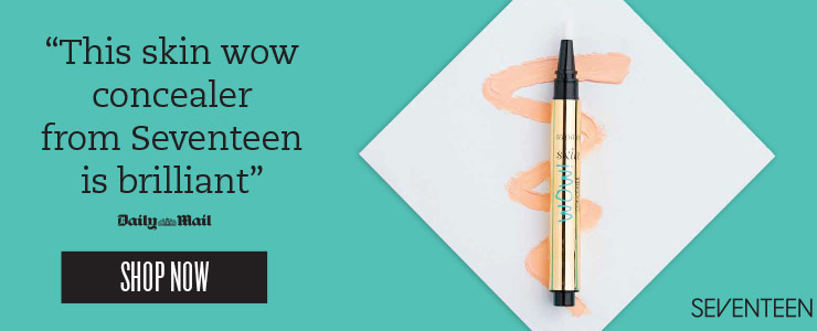 Seventeen skin wow concealer. One sold every minute.