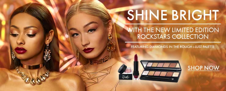 Shine bright with new Sleek Makeup Rockstar limited edition collection